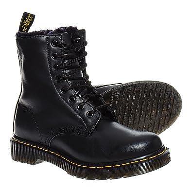 34e47c579a6 Dr. Martens Serena Fur Lined Boots (Black) - 5 UK: Amazon.co.uk: Shoes &  Bags