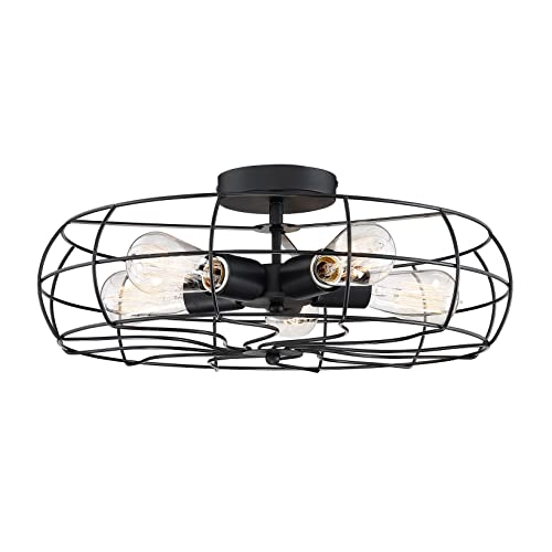 unique light fixtures flush mount kira home gage 18 unique light fixtures amazoncom