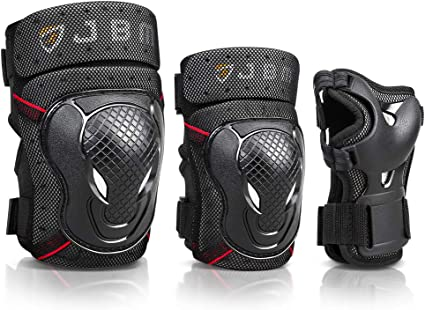 Cycling Elbow Pads MTB Protector Guard Pads Mountain Bike Elbow Brace Support