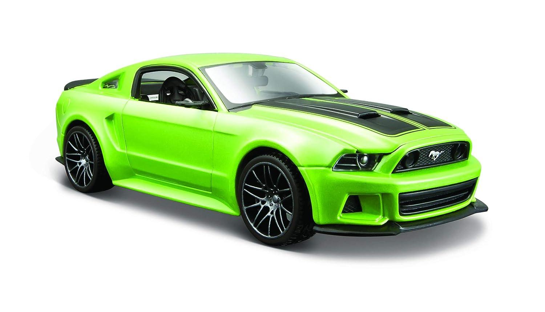 Maisto - Ford Mustang Street Racer, Green (31506g) B018FMGUTY