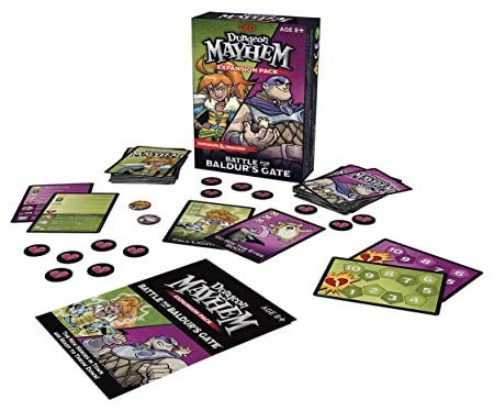 Amazon.com: Dungeon Mayhem: Battle for Baldurs Gate: Toys ...