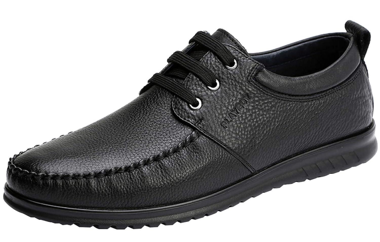 Geschäft-Freizeitschuhe Der Männer Lok Fu Schuhe Kleid Schuhe Schuhe Papa Schuhe Schuhe Bequem schwarz2 e16fc7