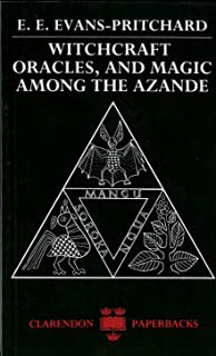 Amazon ethnography and the historical imagination studies in witchcraft oracles and magic among the azande fandeluxe Choice Image