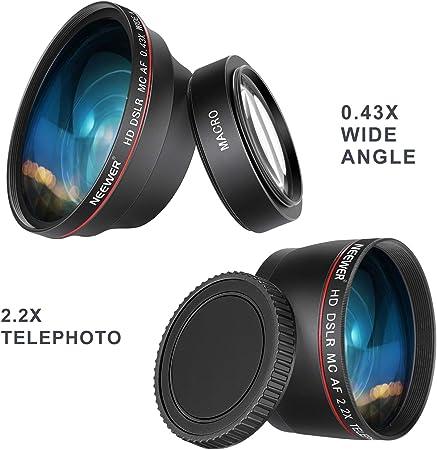 500D with 18-55mm lens 600D 550D DURAGADGET UV Filter /& Lense Protector Fits 58mm Lenses Including Canon 450D