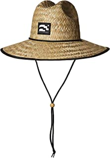 af65d2bbc05 Hemlock Hat Co. Men s Bandit Straw Hat at Amazon Men s Clothing store