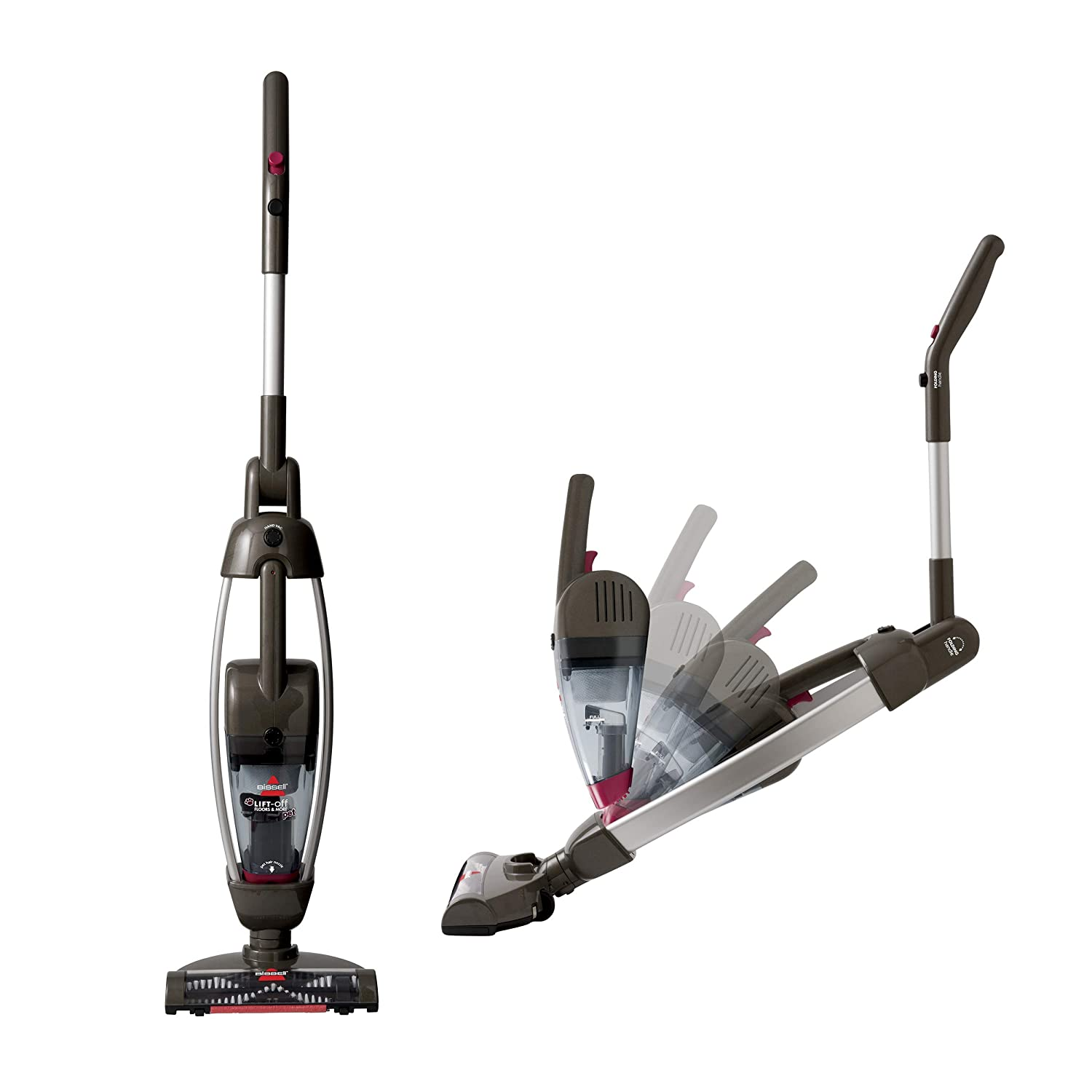 Amazon.com - BISSELL Lift-Off Floors & More Pet - Cordless - Stick Vacuums