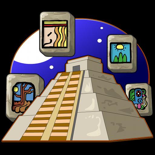 Mayan Polish - Mayan Pyramid Mahjong