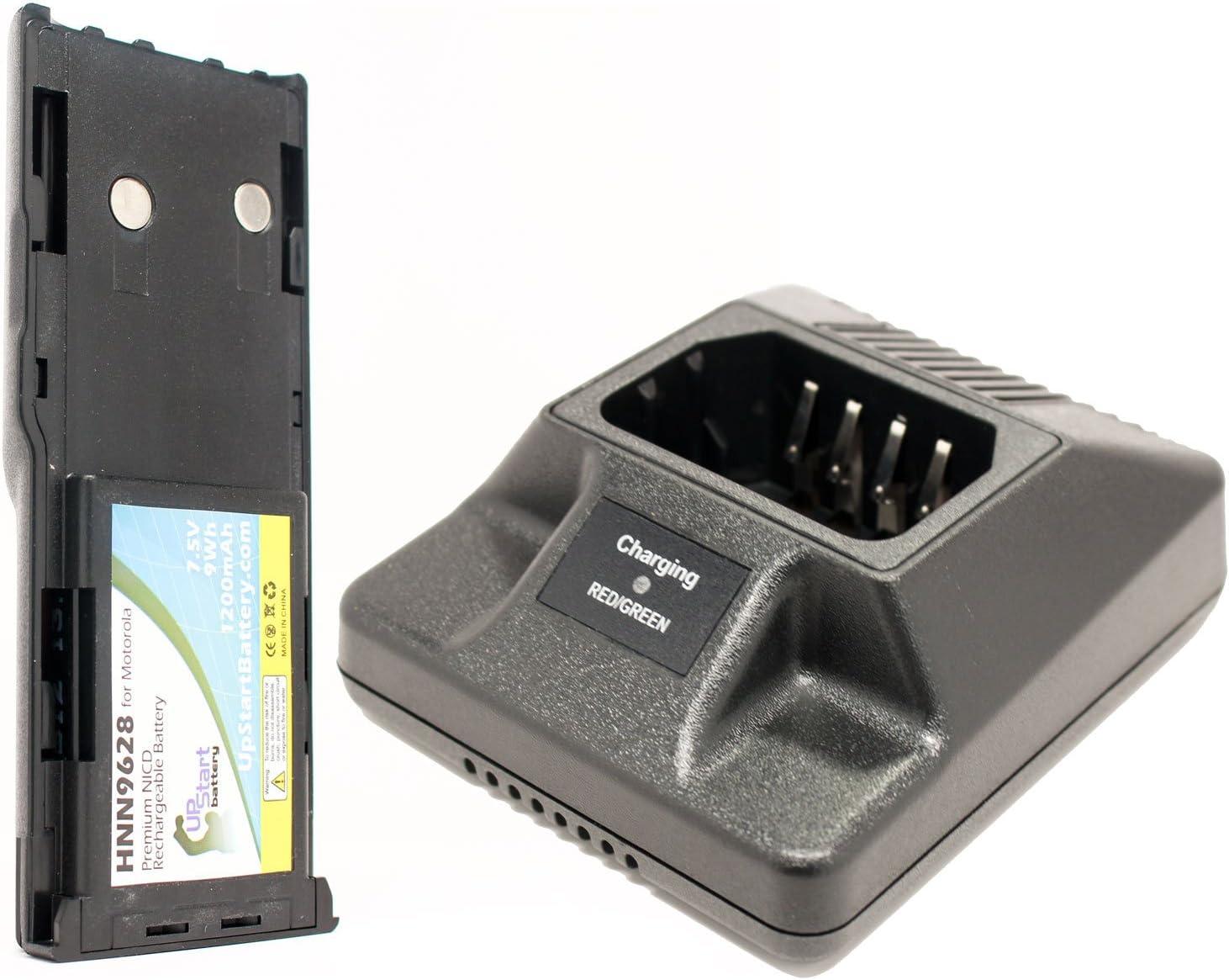GP88S HNN9701A NICD 1200mAh Battery for Motorola Radius GP300 P080 HNN9628B