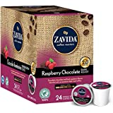 Raspberry Chocolate Dark Single Serve, 240 Grams