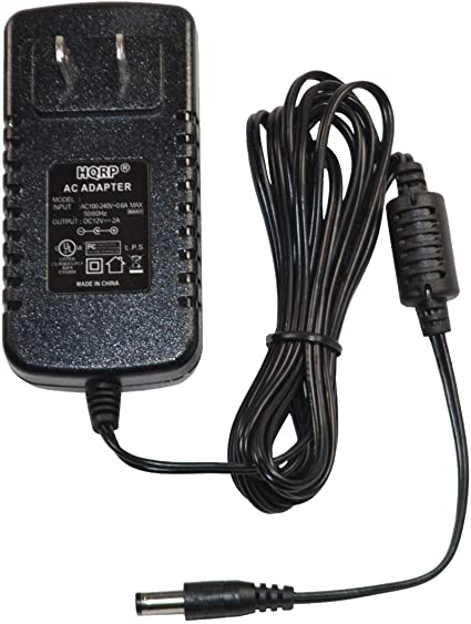Horizon CE4.1 EX-69 Elliptical Trainer Exercise Home SUPPLY CORD AC ADAPTER