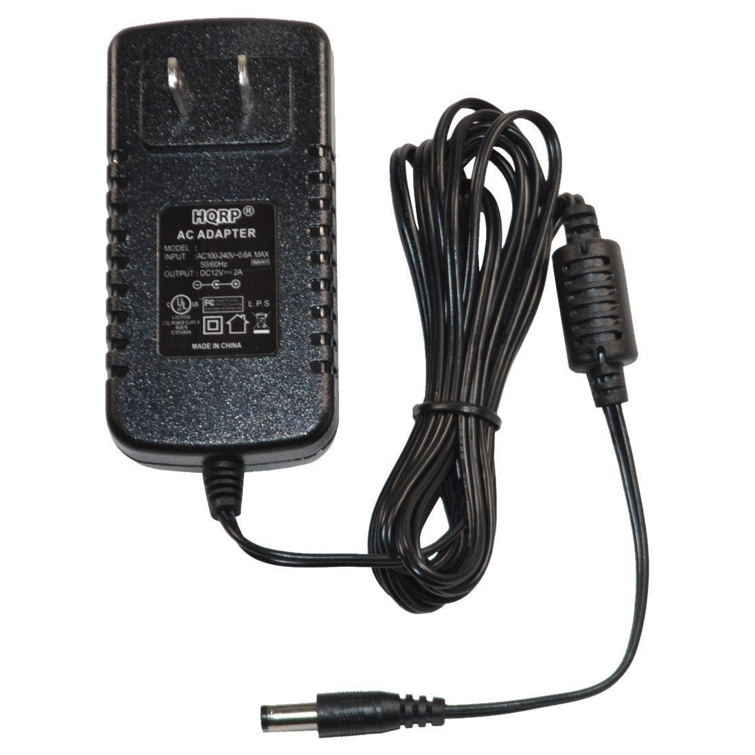 6.6 Ft BSW0134-1202002W BSWO134-1202002W Power Supply Charger for Horizon Fitness Elliptical Trainer Exercise EX-59 EX65 EX-65 EX66 EX-66 EX-69 EX75 EX-75 EX79 EX-79 LS635E LS-635 P//N T-Power Ac//DC Adapter