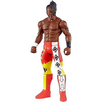 WWE Kofi Kingston Action Figure: Toys & Games