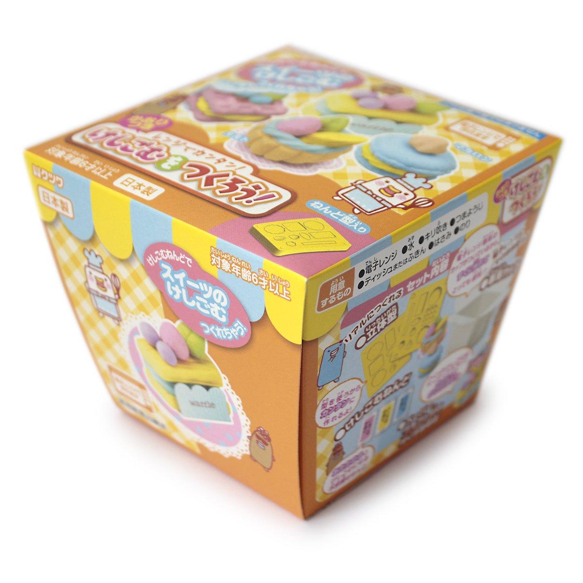 Amazon diy eraser making kit to make yourself sweets eraser amazon diy eraser making kit to make yourself sweets eraser with flavor office products solutioingenieria Image collections