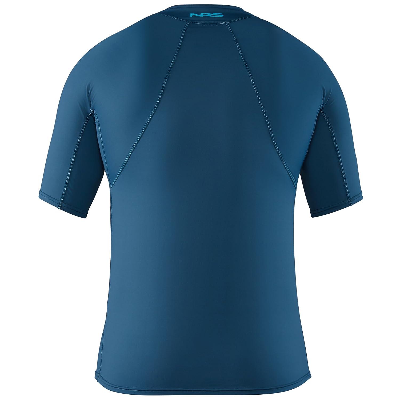 NRS Mens H2Core Rashguard Short Sleeve Shirt