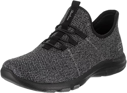On-Air Black Casual Shoe 7.5 Women US
