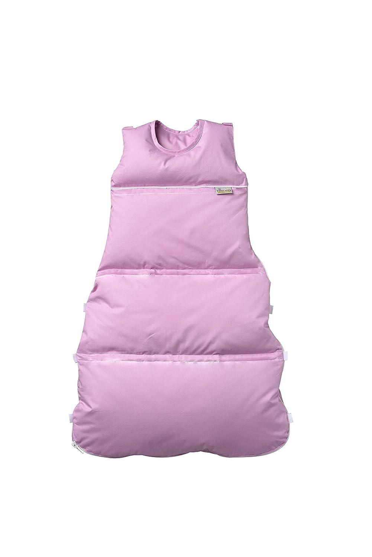 Premium Daunenschlafsack, längenverstellbar, Alterskl. ca 3-20 Monate, creme, 80 cm längenverstellbar ARO Artländer 87529