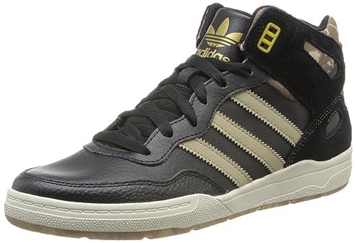 new style 05ec8 f8717 adidas Artillery AS MID Q33286, Scarpe da skateboard uomo, Nero (Schwarz  (Black