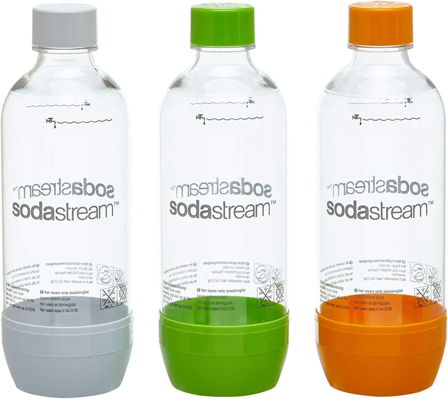 Sodastream Flaschen reinigen - so einfach gehts!
