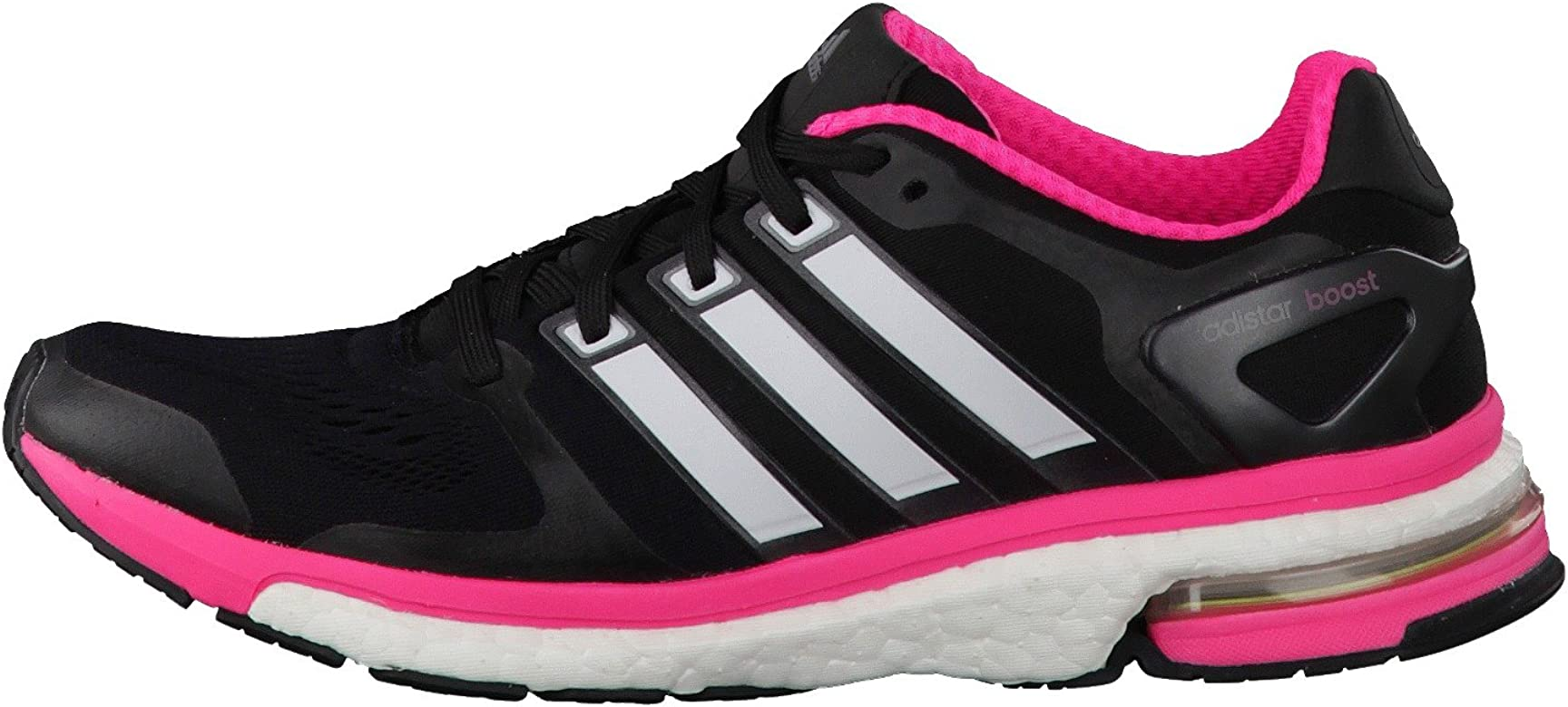 Adistar, Boost - Zapatillas de running, color negro, talla 40 EU ...