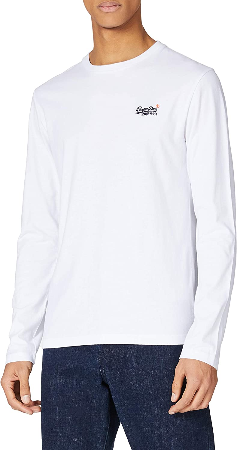 Superdry Organic Cotton Top 25% OFF Embroidered OFFicial shop Vintage