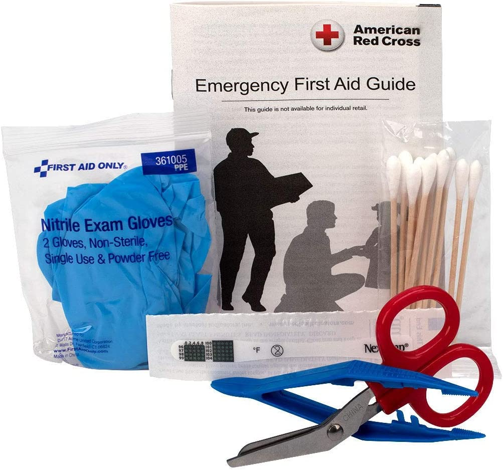 First Aid Only 299 Piece All-Purpose First Aid Kit (FAO-442): Health & Personal Care