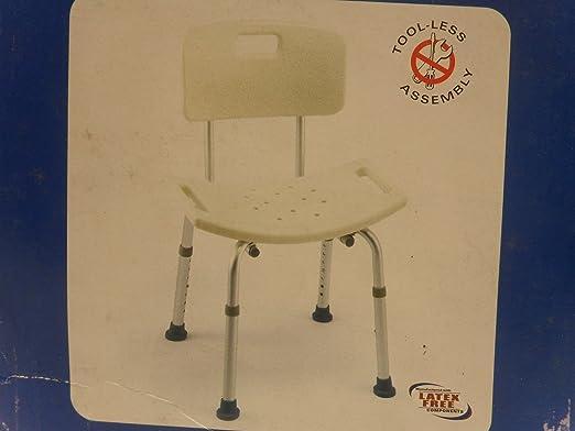Amazon.com: Spa Bath Tub Bathtub Shower Chair Seat Bench: Beauty