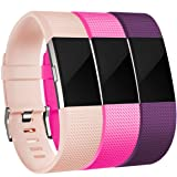 Maledan Bands Replacement Compatible with Fitbit