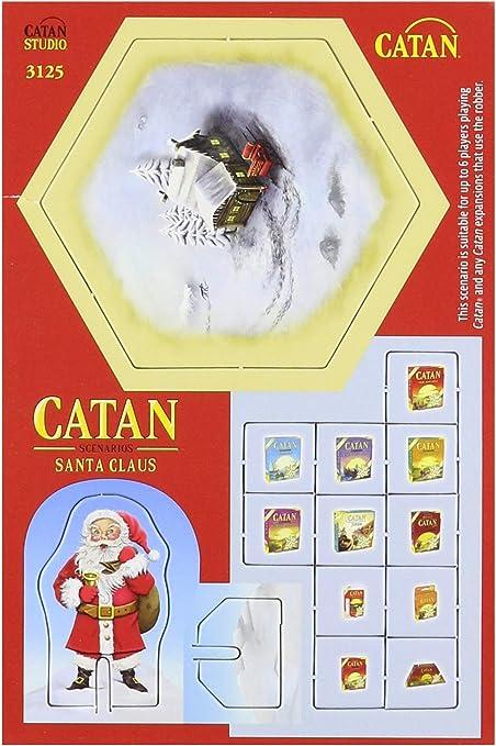 Mayfair Catan Scenario: Santa Claus: Amazon.es: Juguetes y juegos