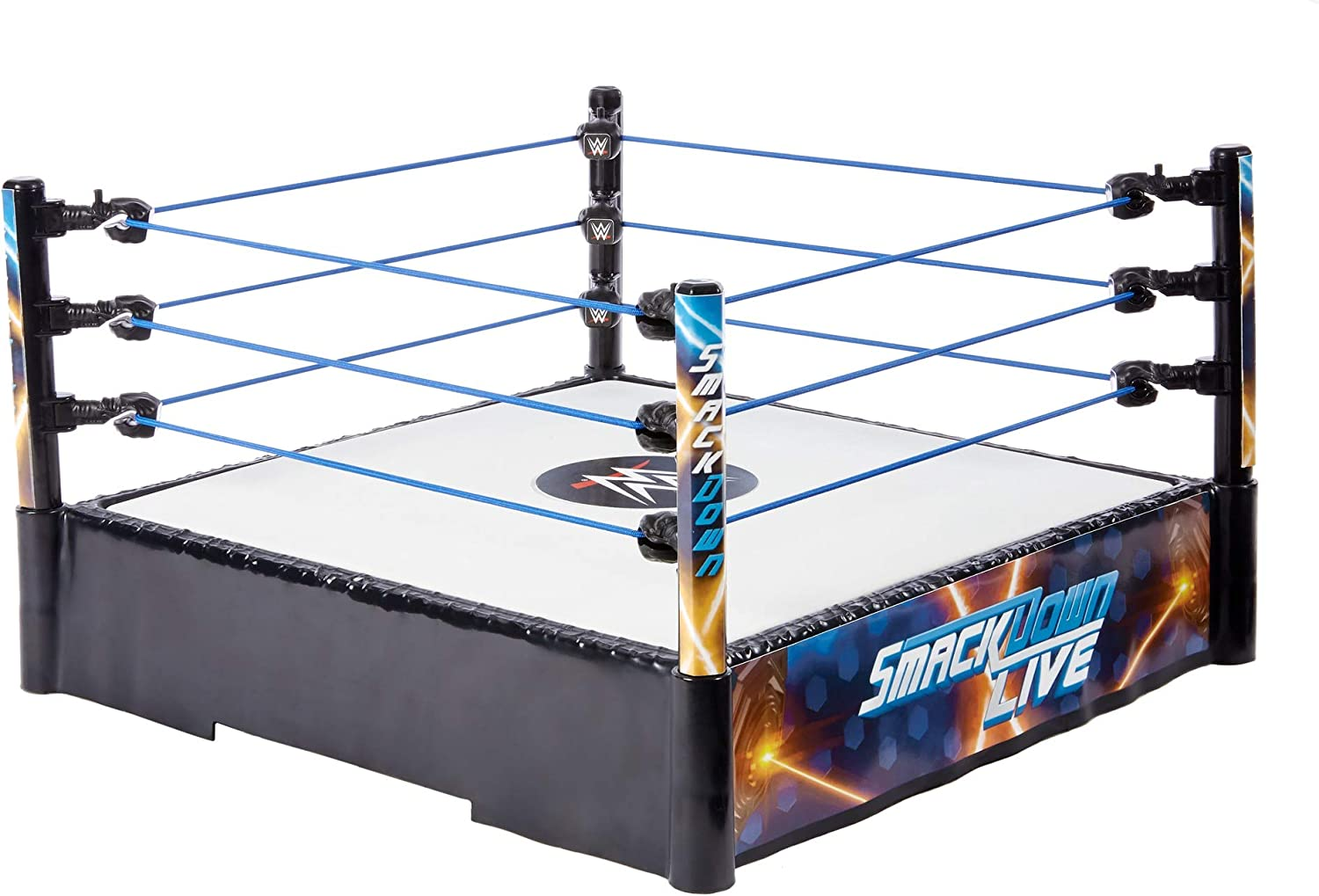 WWE Wrestling Smackdown Live /& Royal Rumble Superstar Ring