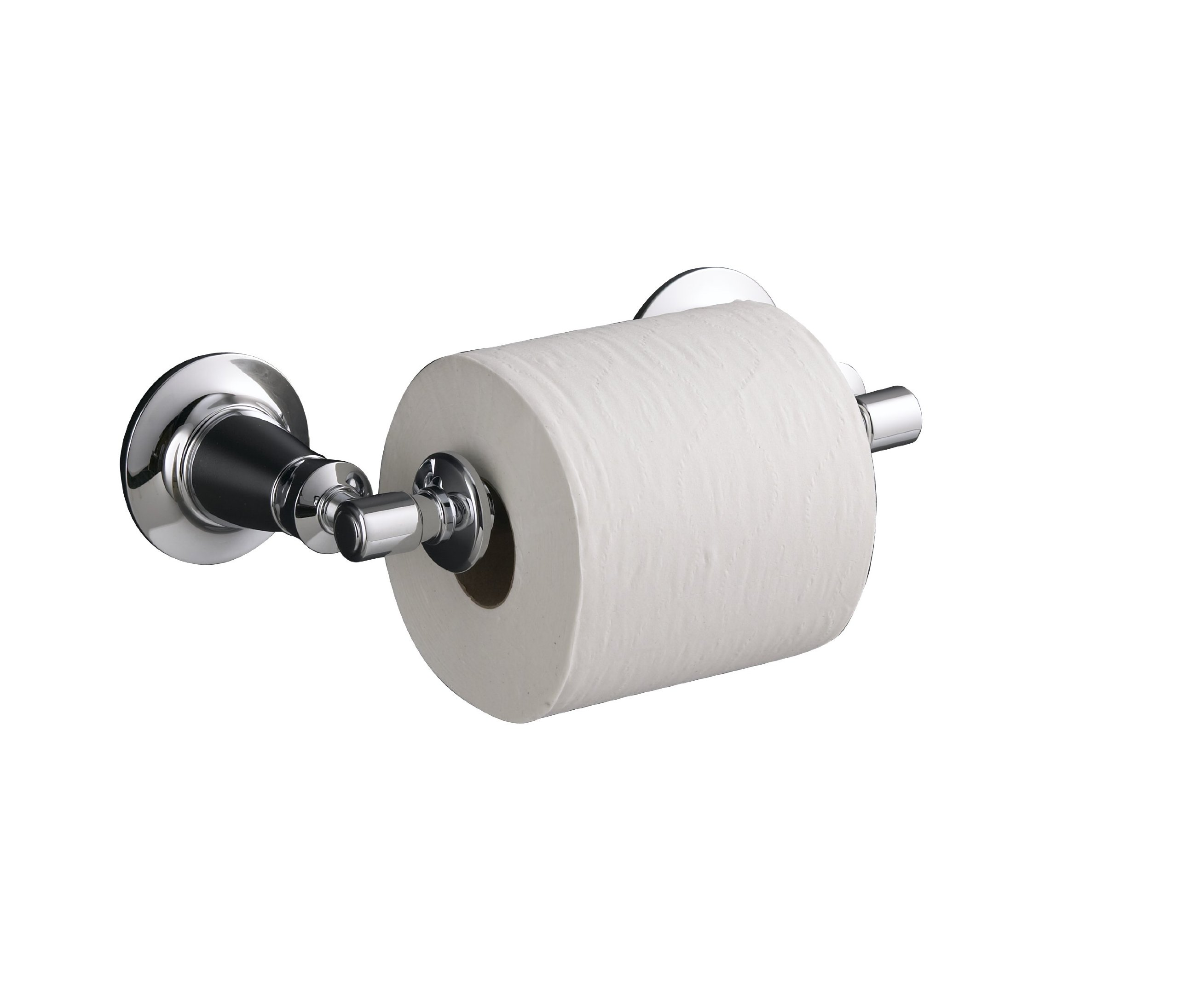 Kohler K-11054-CP Archer Toilet Tissue Holder, Polished Chrome