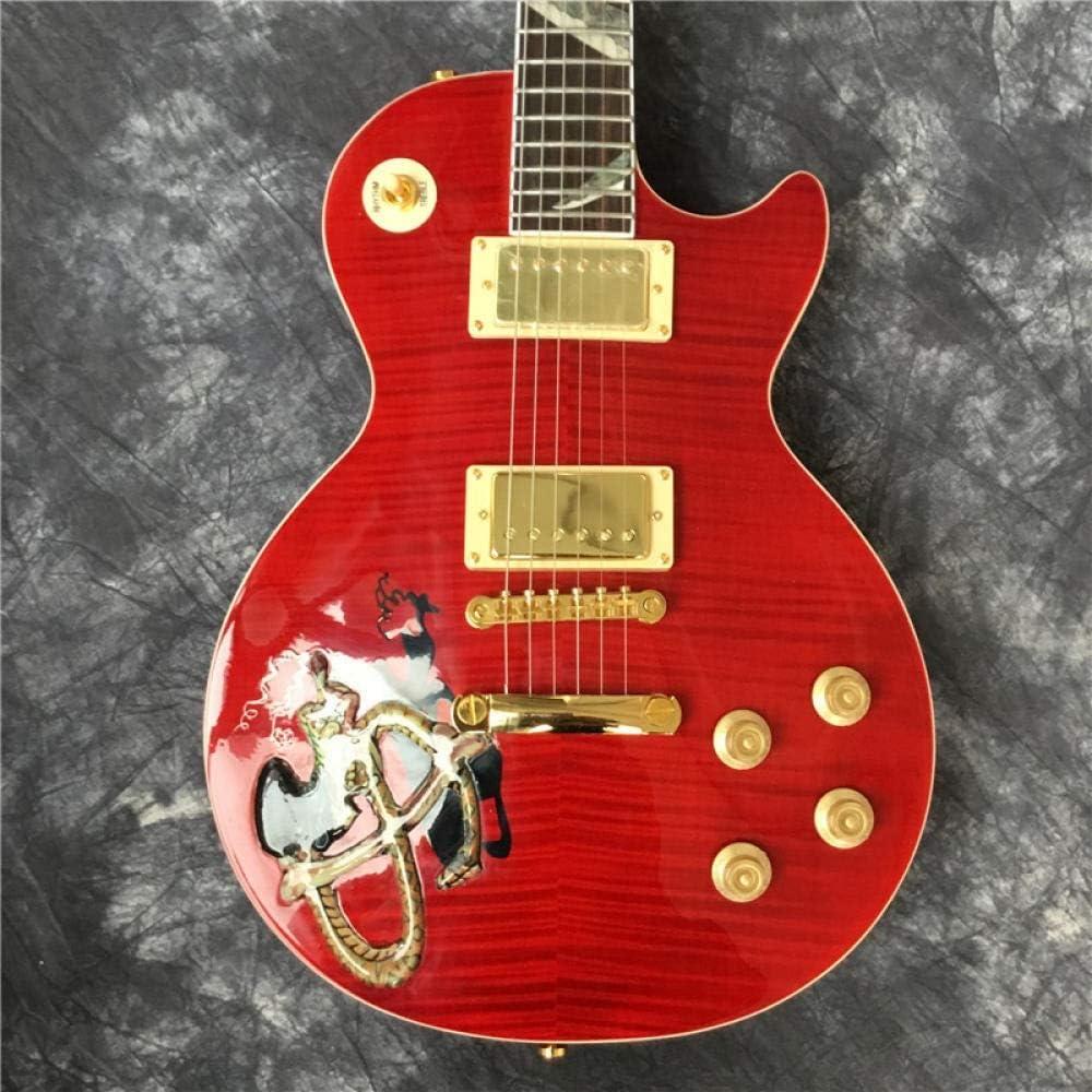 SYXMSM Guitar Beginner Guitars Guitarra acustica Acoustic Guitarra Eléctrica Cuerpo De Dos Piezas con Accesorios De Plata Cuerda De Guitarra Acero Acústico Acoustic Guitars