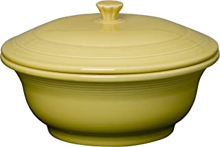 product image for Fiesta 70-Ounce Covered Casserole, Sunflower