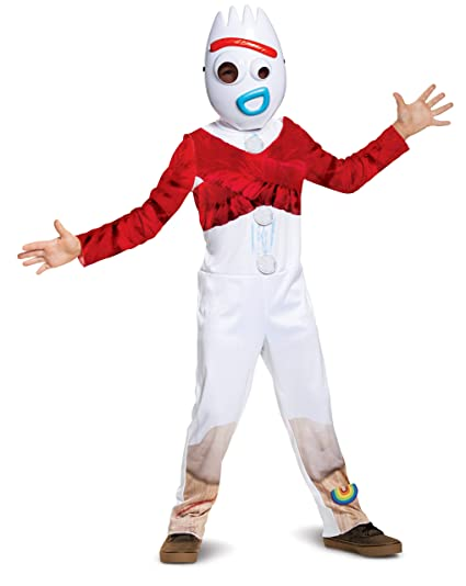 Disney Pixar Forky Toy Story 4 Costume - how to make a costume in roblox for halloween