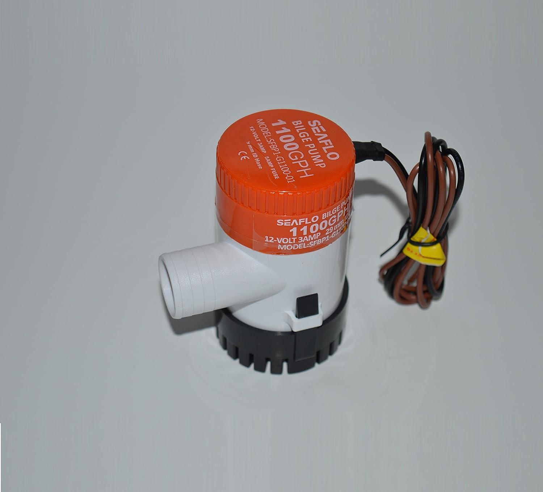 Seaflo 12v 1100 GPH Bilge Pump