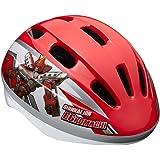 ブルジュラ キッズヘルメット 新幹線変形ロボ シンカリオン E6こまち 子供用 自転車ヘルメット 3~8歳向