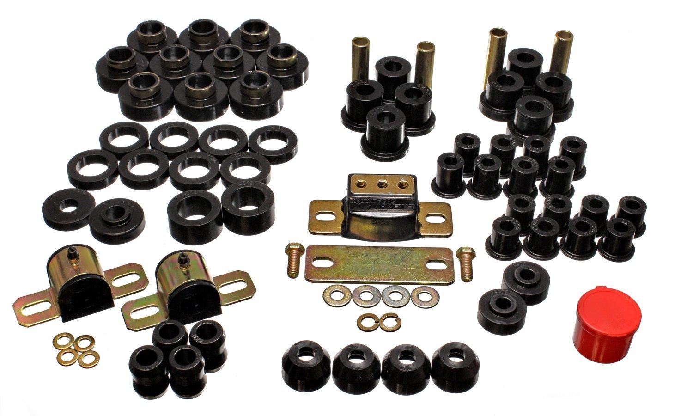 Energy Suspension 2.18102G Master Kit for Jeep CJ5 / CJ7