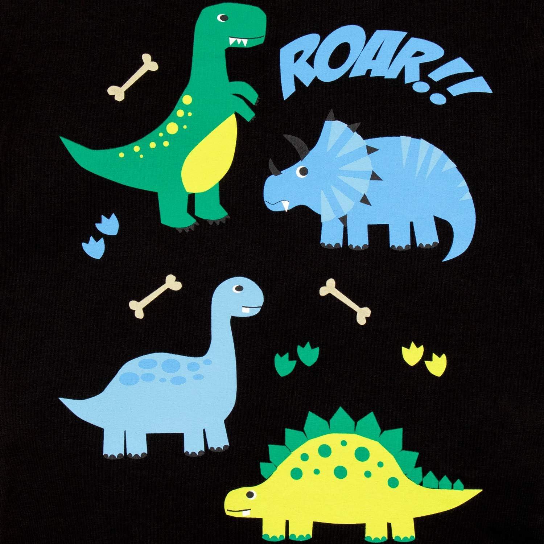 Harry Bear Pigiama Corto per Ragazzi Dinosauri