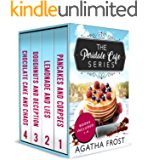 The Peridale Cafe Series Volume 1: Books 1-4 (The Peridale Cafe Cozy Mystery Box Set Series)