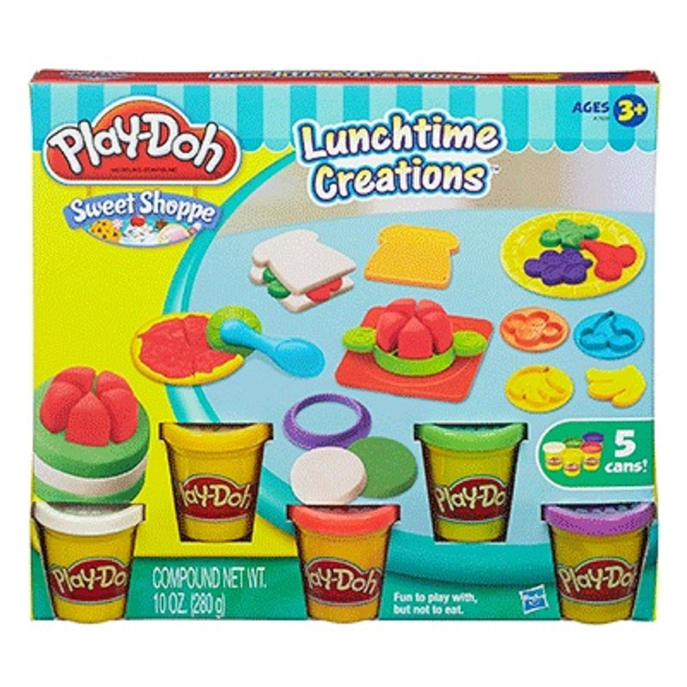 Play-Doh Sweet Shoppe Lunchtime Creations Board Game