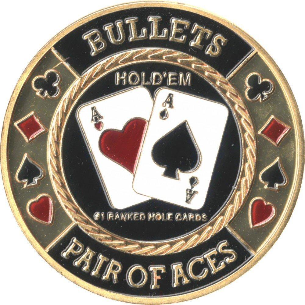 Custodia per carte da poker, Custodia Bullets (Pezzo singolo) Fa.Wessel