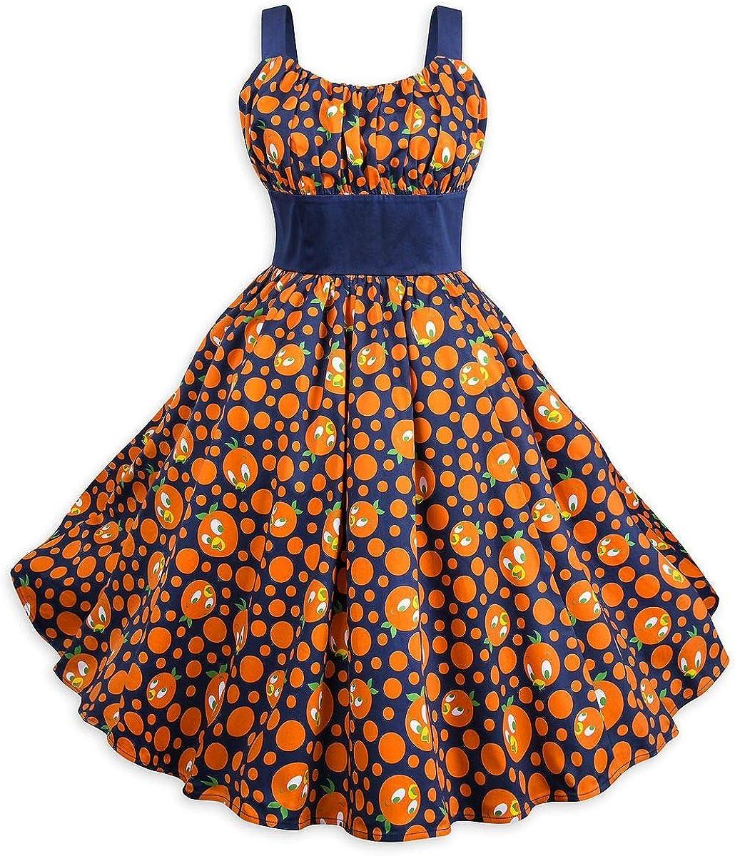 New Disney Parks The Dress Shop Youth Enchanted Tiki Room Birds Dress XXS-XL