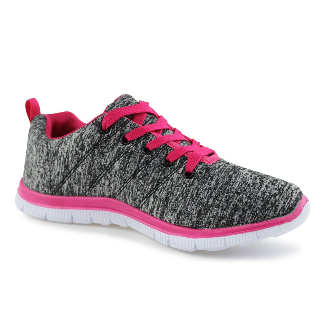 Hawkwell Women's Light Weight Sport Fashion US|Grey-2 Sneaker B0725LJCW8 7 B(M) US|Grey-2 Fashion 50ac7c