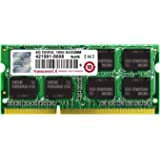 Transcend ノートPC用メモリ PC3L-12800 DDR3L 1600 8GB 1.35V (低電圧) - 1.5V 両対応 204pin SO-DIMM (無期限保証) TS1GSK64W6H