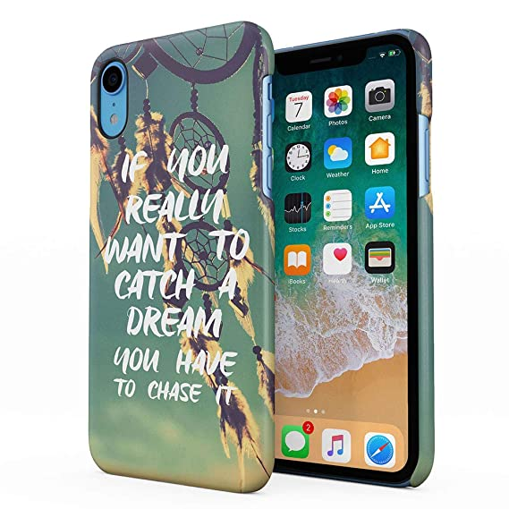 Amazon com: Dream Catcher If You Really Want to Chase A