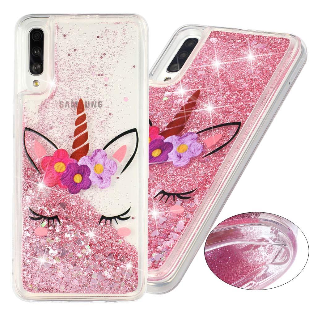 Funda para Samsung Galaxy A50 Glitter COTDINFORCA [7TV19JQZ]