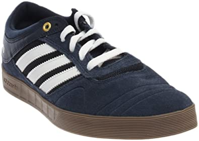 outlet store 1eadc 9471a adidas Mens Claremont ADV Athletic   Sneakers Blue