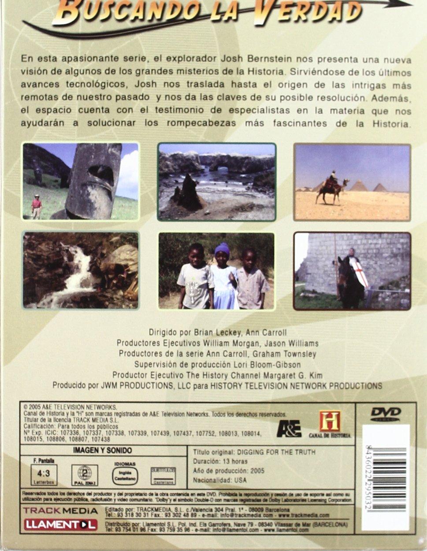 Buscando la verdad (Colección completa) [DVD]: Amazon.es: Varios: Cine y Series TV