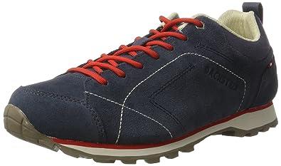 Dachstein Skywalk LC, Chaussures de Marche Nordique Homme, Noir (Black/Off White), 46 EU