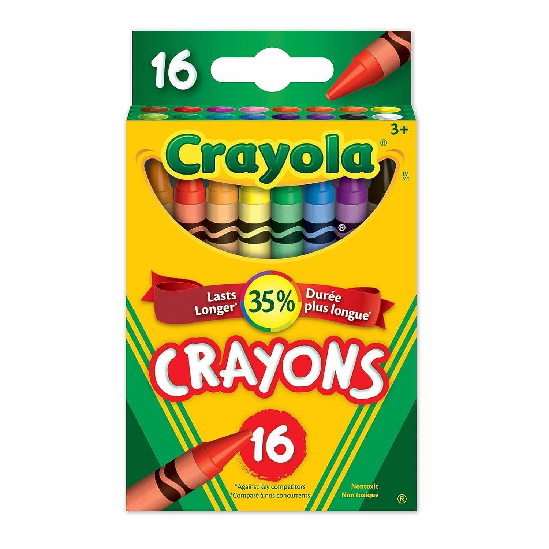 Crayola 16 Crayons 52-0016