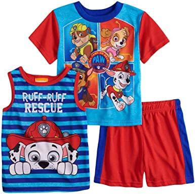 Paw Patrol Ruff Ruff Long Sleeve Pyjamas